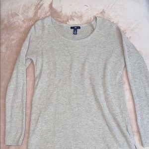 Hi-low GAP tunic sweater